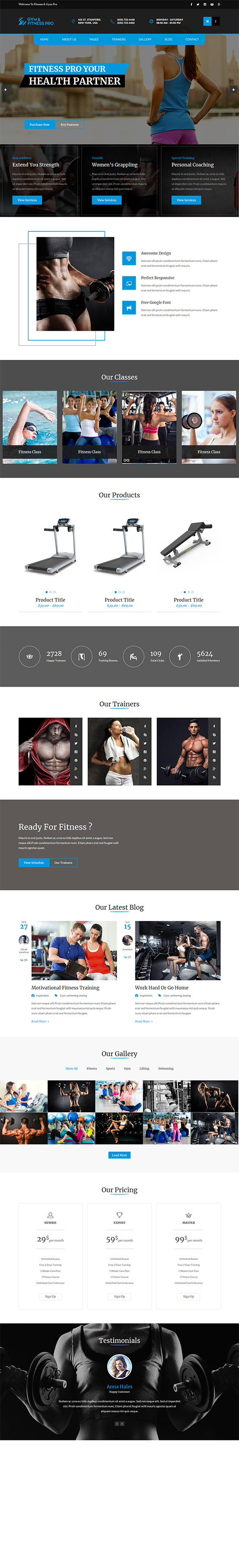 Template Industry - Free Responsive HTML5 CSS3 Themes